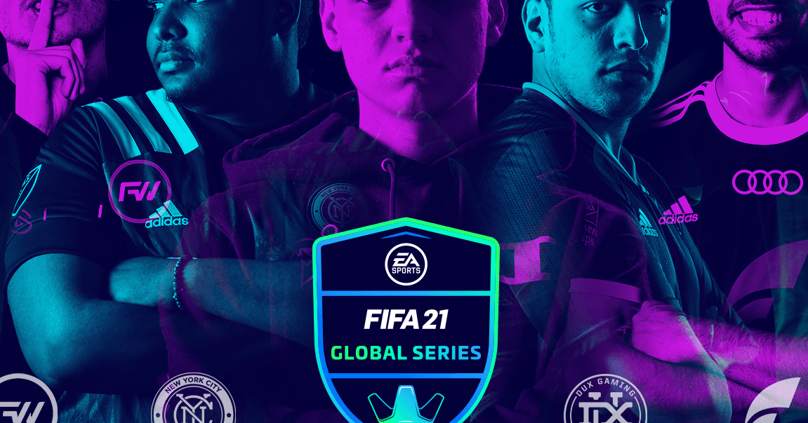 fifa 21 global series