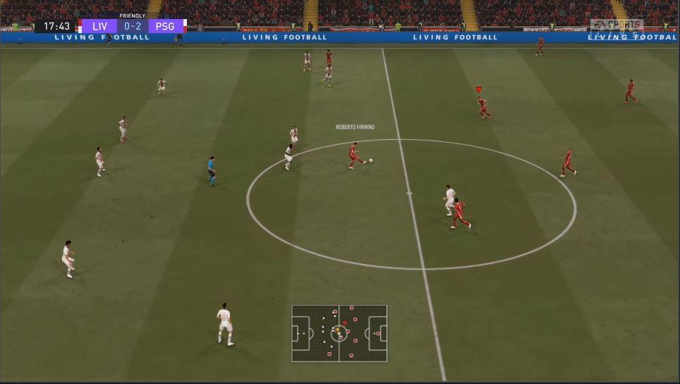 passing fifa 21